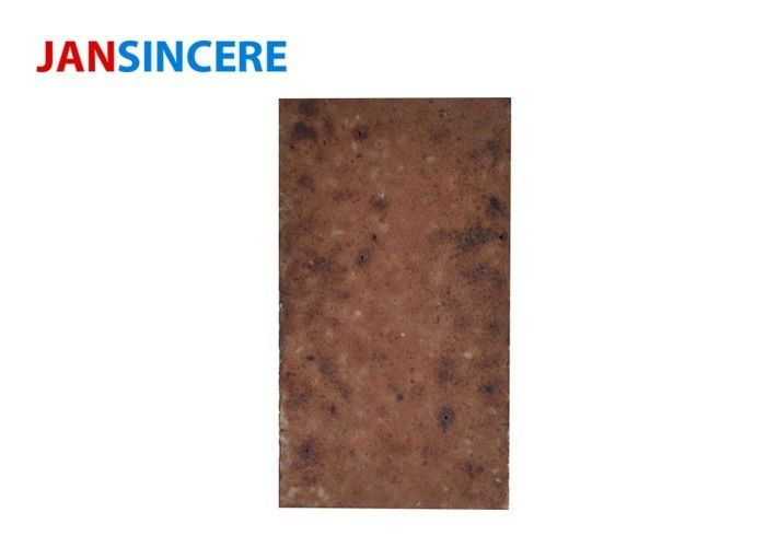 Lightweight Kiln Fire Bricks , GM1600 Kiln Insulation Bricks 230 * 114 * 64 Mm
