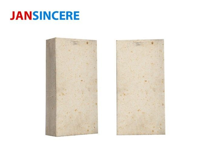 High Temp Blast Furnace Refractory Bricks Strong Anti - Stripping Capacity