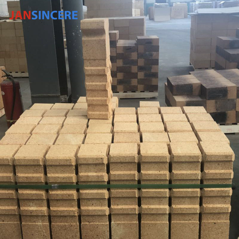 Insulating High Alumina Refractory Bricks Strong Chemical Corrosion Resistance