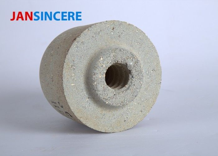 Dense Silicon Carbide Refractory Bricks Good Thermal Stability Wear Resistance