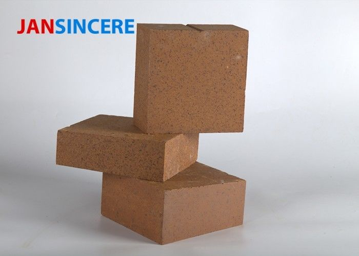 Standard Size Magnesia Iron Spinel Furnace Bricks Good Volume Stability